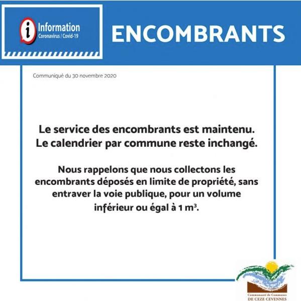 LES ENCOMBRANTS