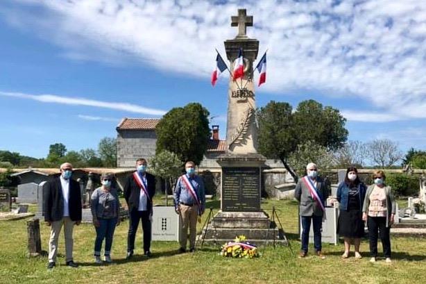 Victoire des alliés du 8 mai 1945